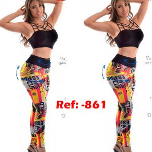 leggins reductores