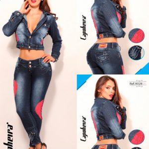 Pantalones colombianos en soria
