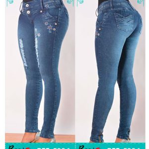 Jeans colombianos
