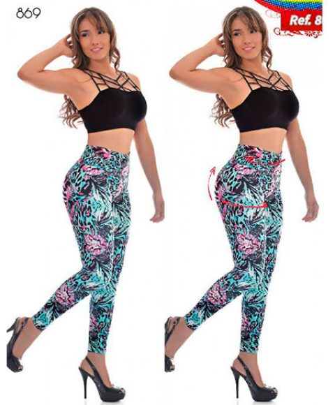 Leggins reductores en MAdrid