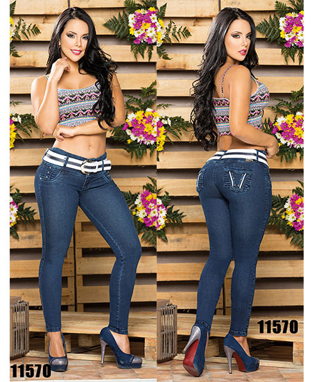 Pantalones colombianos en España