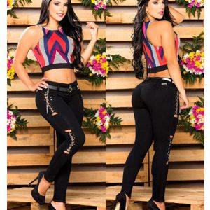 Pantalones colombianos baratos online españa