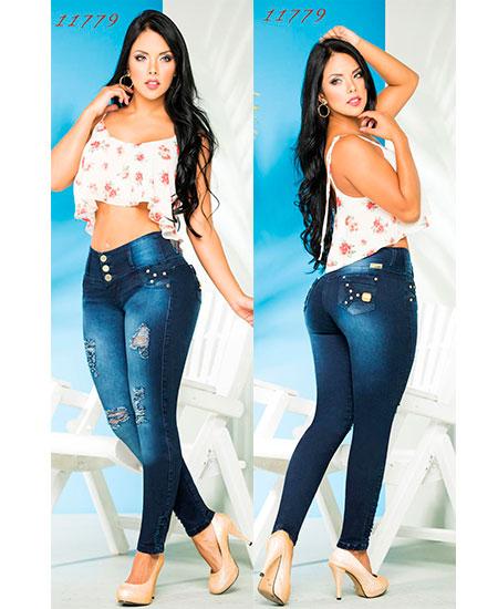 Pantalones colombianos en Segovia