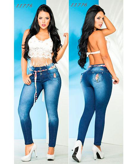 7c3dacf8cd23 Pantalones colombianos Cheviotto√