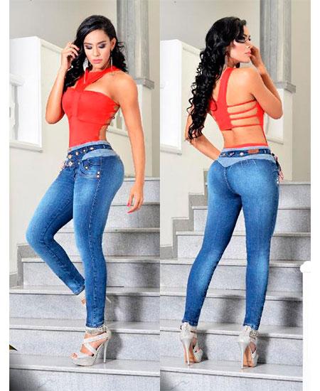seleccione para el más nuevo ventas calientes más popular Pantalones colombianos Studio 66√