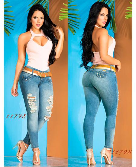 Jeans Levanta Cola Baratos Venta De Ropa De Mujer
