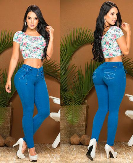 Jeans levanta cola madrid