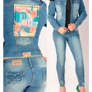 Jeans levanta cola en Madrid