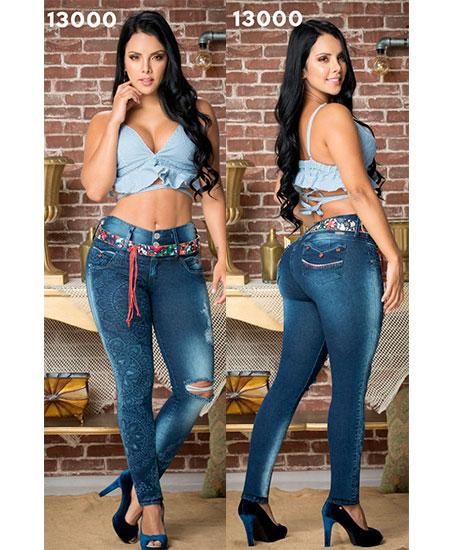Jeans levanta cola en Sevilla