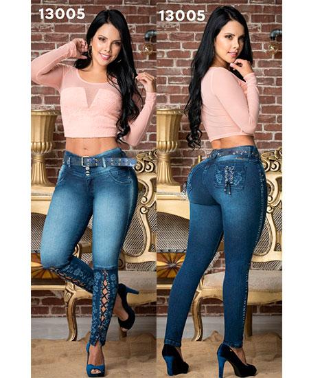Jeans levanta cola colombianos en Madrid