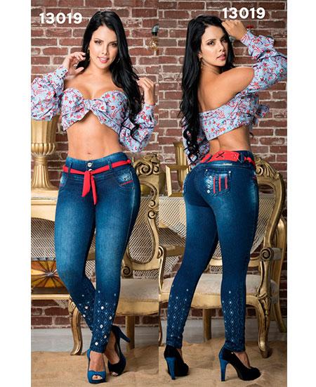 Jeans levanta cola colombianos en Zaragoza
