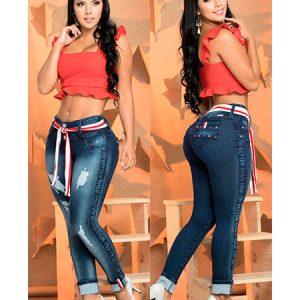 Jeans levanta cola colombianos en Las Palmas