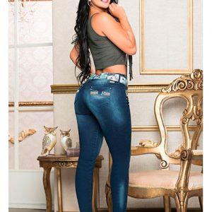 Jeans colombianos levanta cola Barcelona