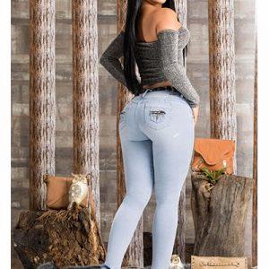 Pantalones colombianos levanta cola en Toledo