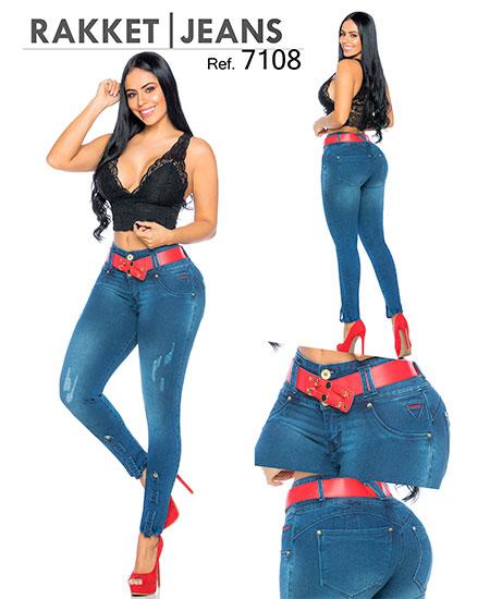 pantalón colombiano bonito